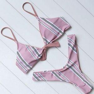"Pink ""Brielle"" Bikini"